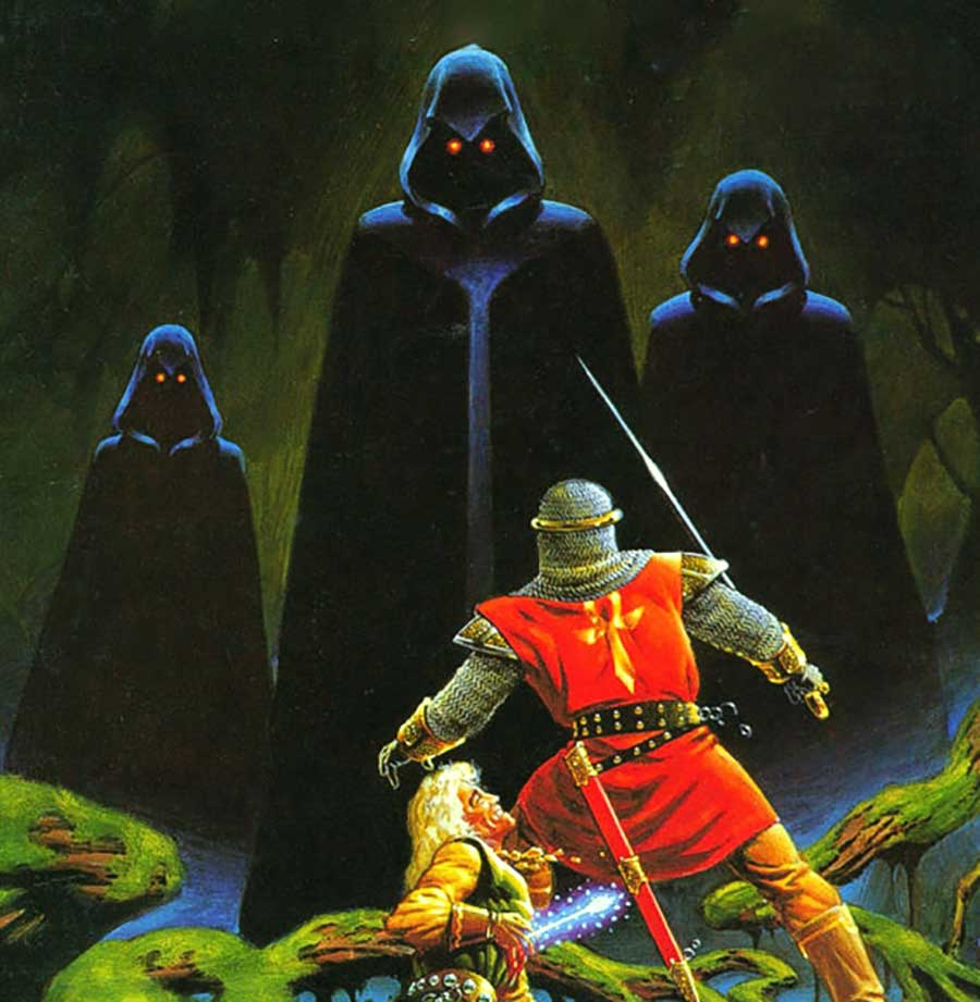 Ultima V, which featured Stones.