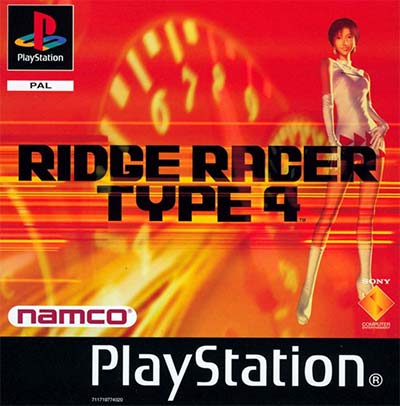 The cover art of RRT4, which featured the song Naked Glow.