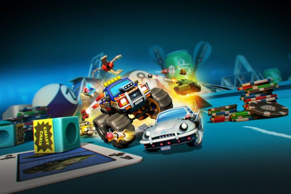 Micro Machines World Series - press release image