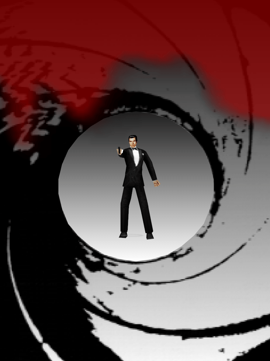 GoldenEye 007 - Intro sequence