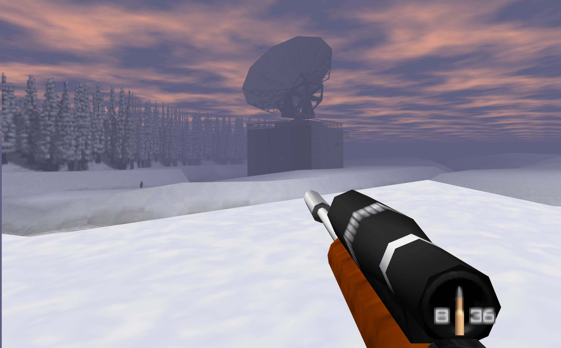 GoldenEye 007 - Surface 1