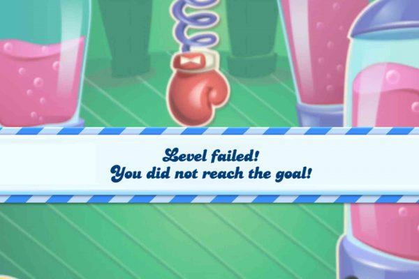 Candy Crush Saga - Game over 3