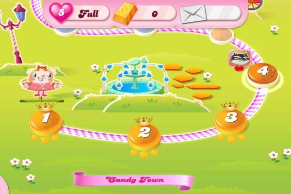 Candy Crush Saga - In-game screenshot 3