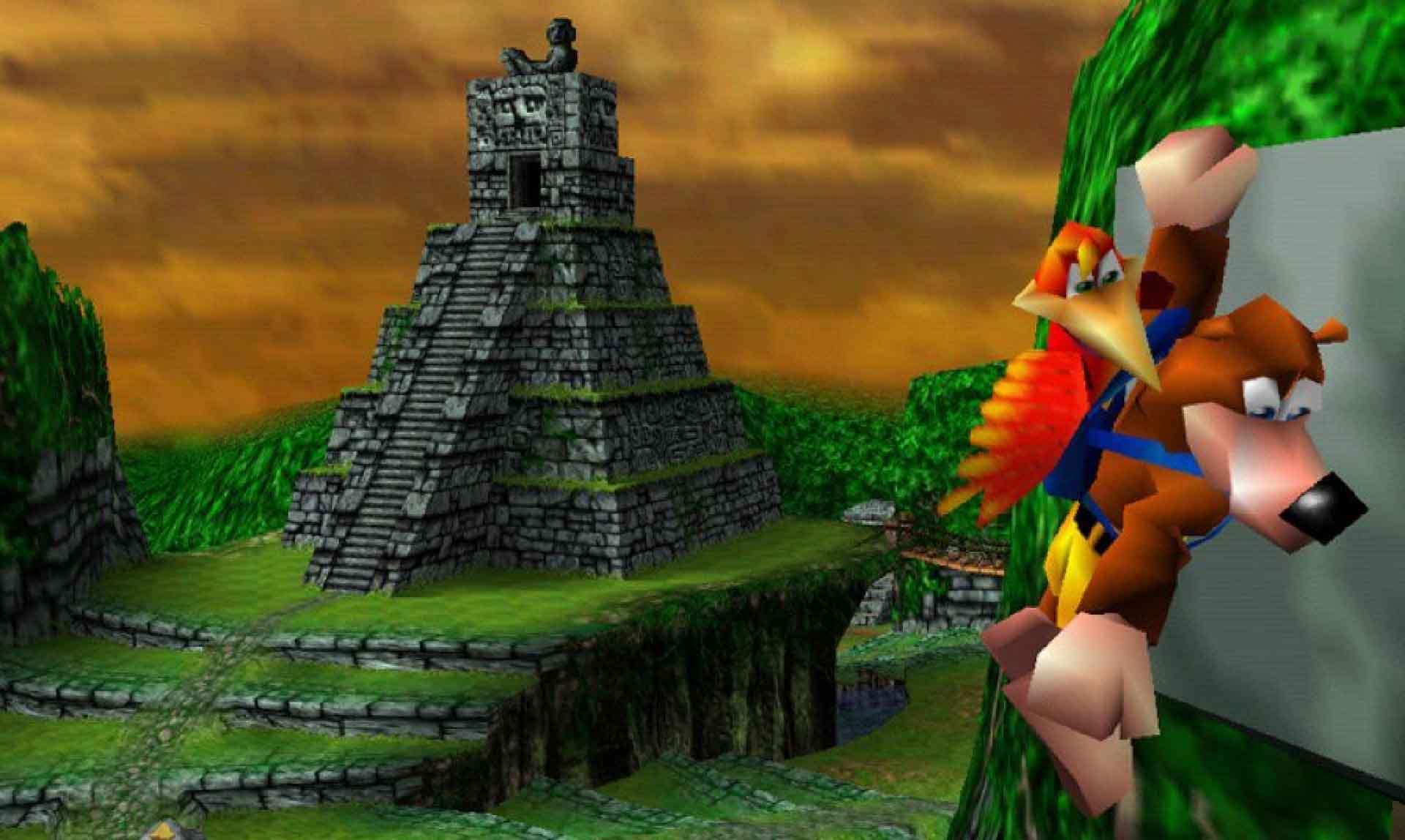 Banjo Tooie 2001 Nintendo 64 Gametripper Review