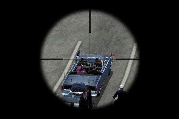 JFK Reloaded - Murder gallery scene 4