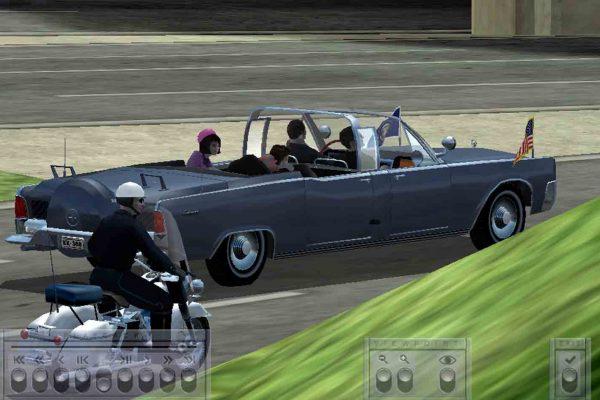 JFK Reloaded - Murder gallery scene 5