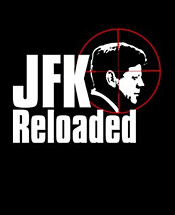 Cover art to JFK Reloaded on PC.