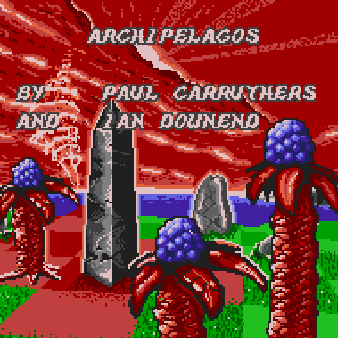 Archipelagos on the Atari ST.