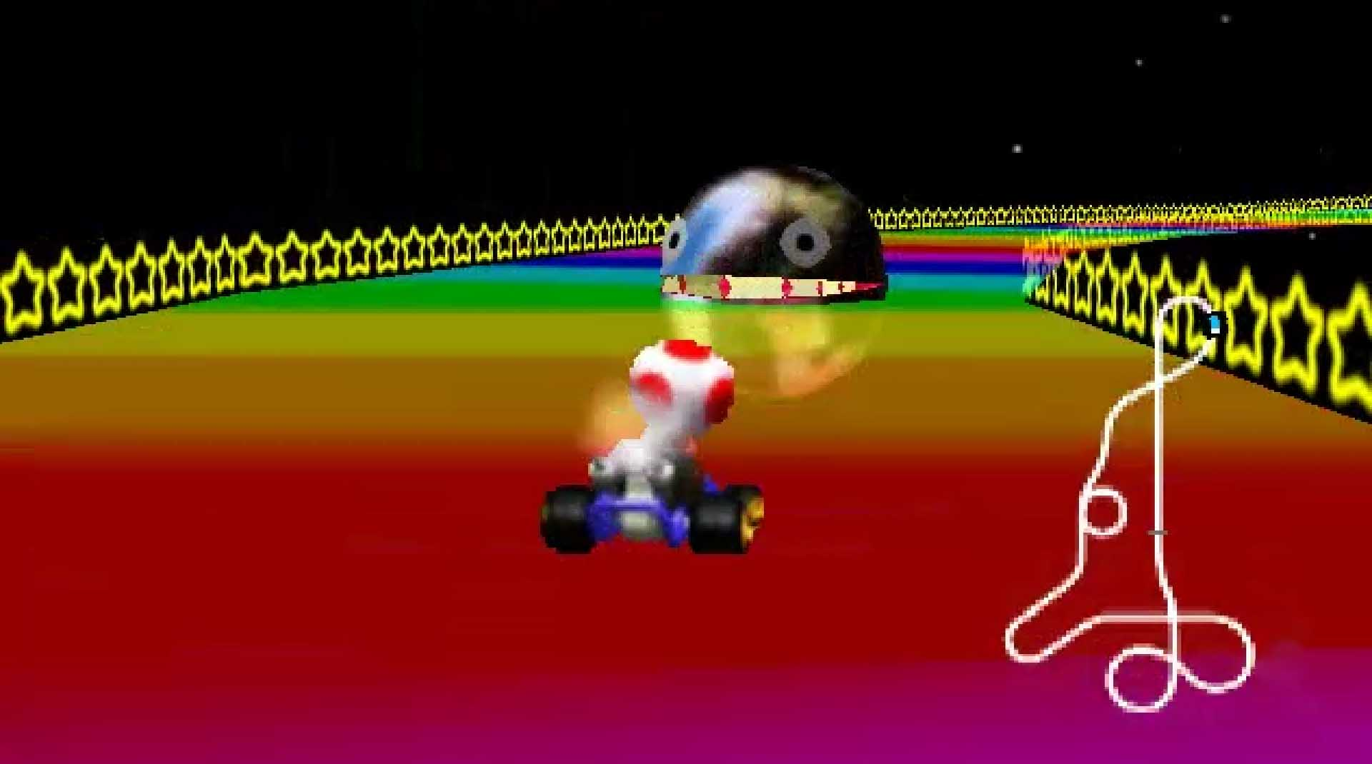 Rainbow Road Mario Kart 64 Gametripper Music Review