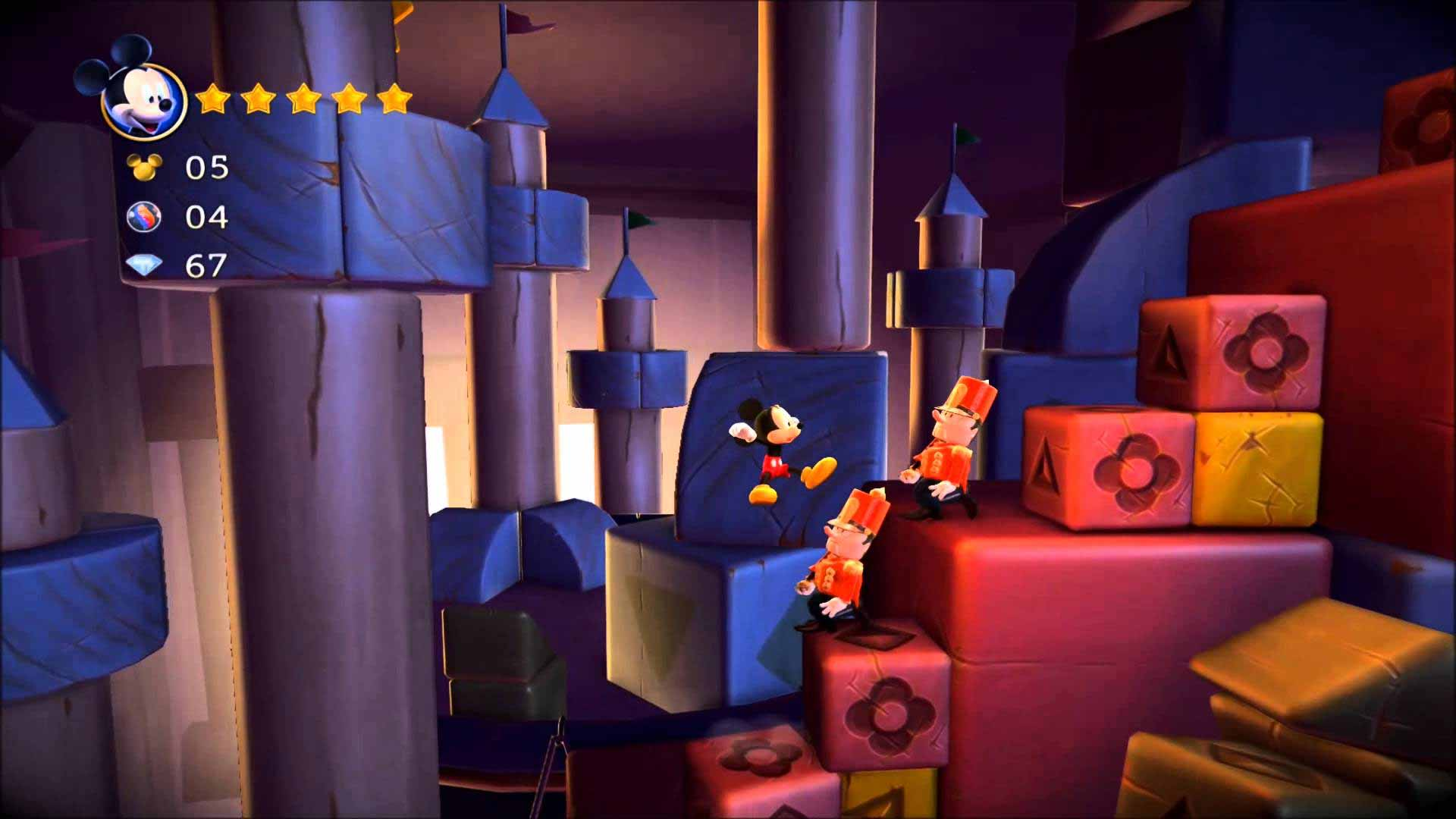 The 2013 Toyland level in Castle of Illusion - credit to https://www.youtube.com/watch?v=rYGCUjICrxQ