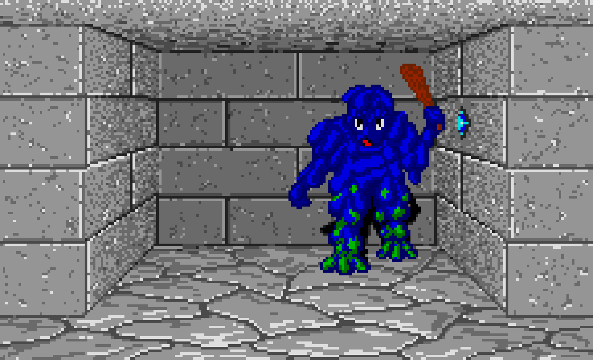 Dungeon Master screenshot courtesy of Moby Games