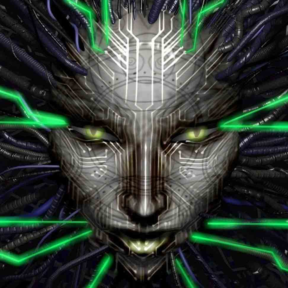 SHODAN, the primary antagonist from System Shock, reviewed for us by Dark Blue Monkey.