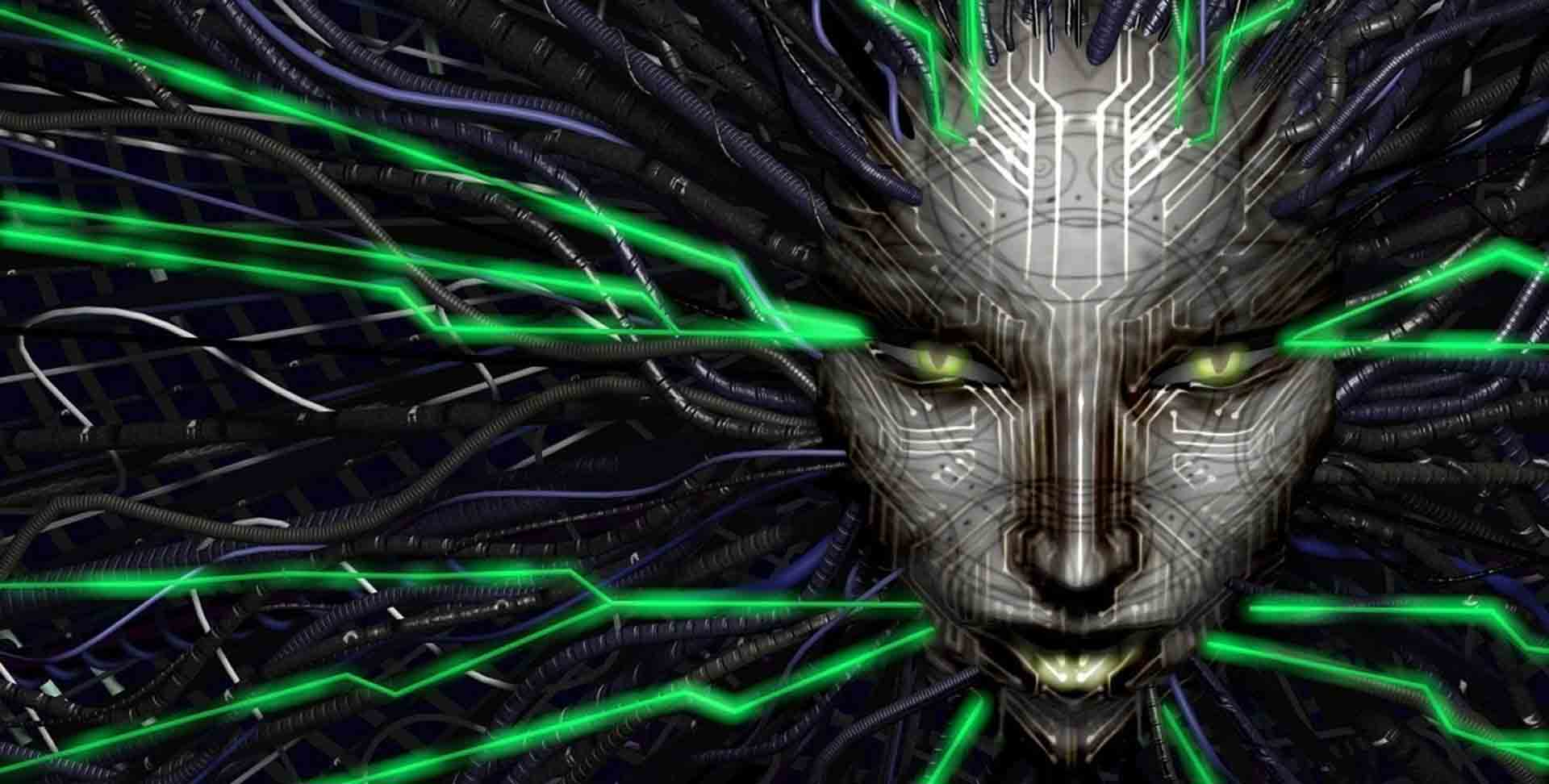 SHODAN, the megabastard from System Shock.