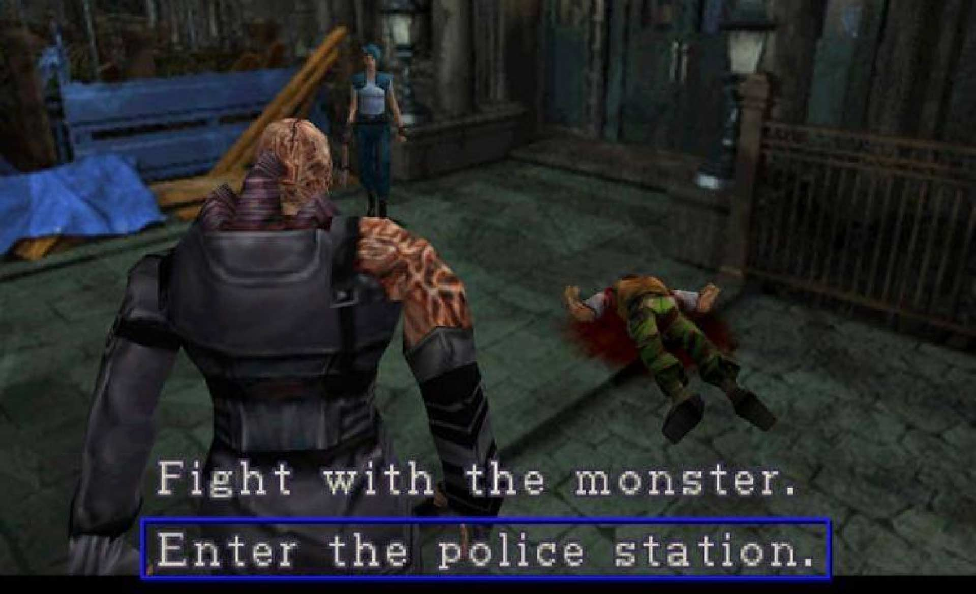 Resident Evil 3 Nemesis 1999 Sony Playstation Gametripper Review