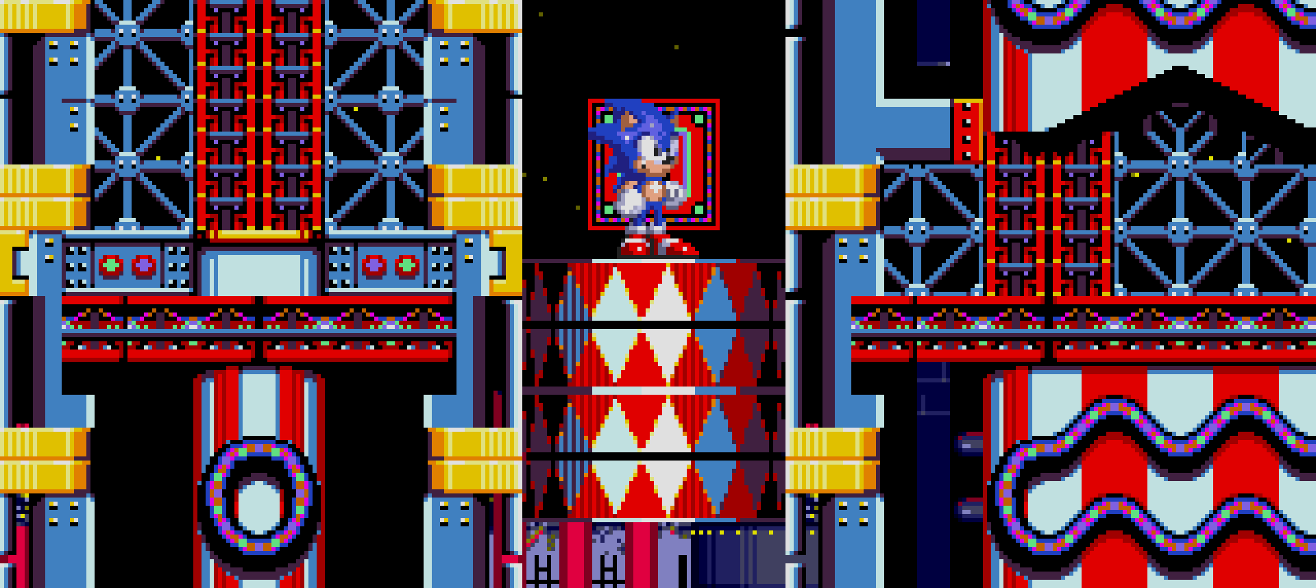 Carnival Night Zone Sonic The Hedgehog 3 Gametripper Music Review