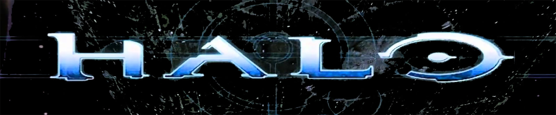 The Halo title card.