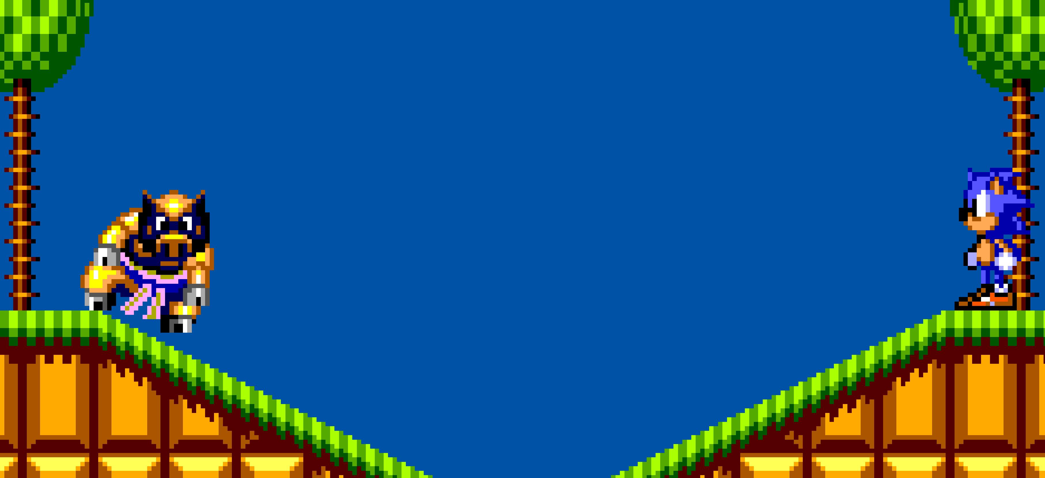 Sonic the Hedgehog 2 (MS)
