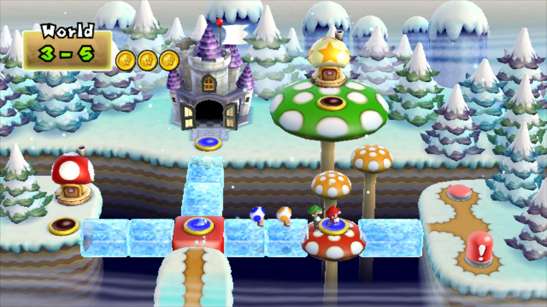 New Super Mario Bros Wii (2009, Wii): GameTripper