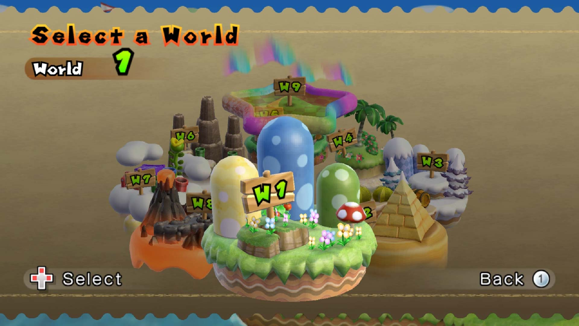 New Super Mario Bros Wii 2009 Wii Gametripper Retrospective Review