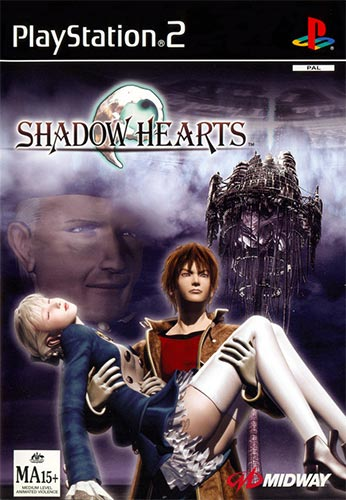 The cover art for Shadow Hearts.