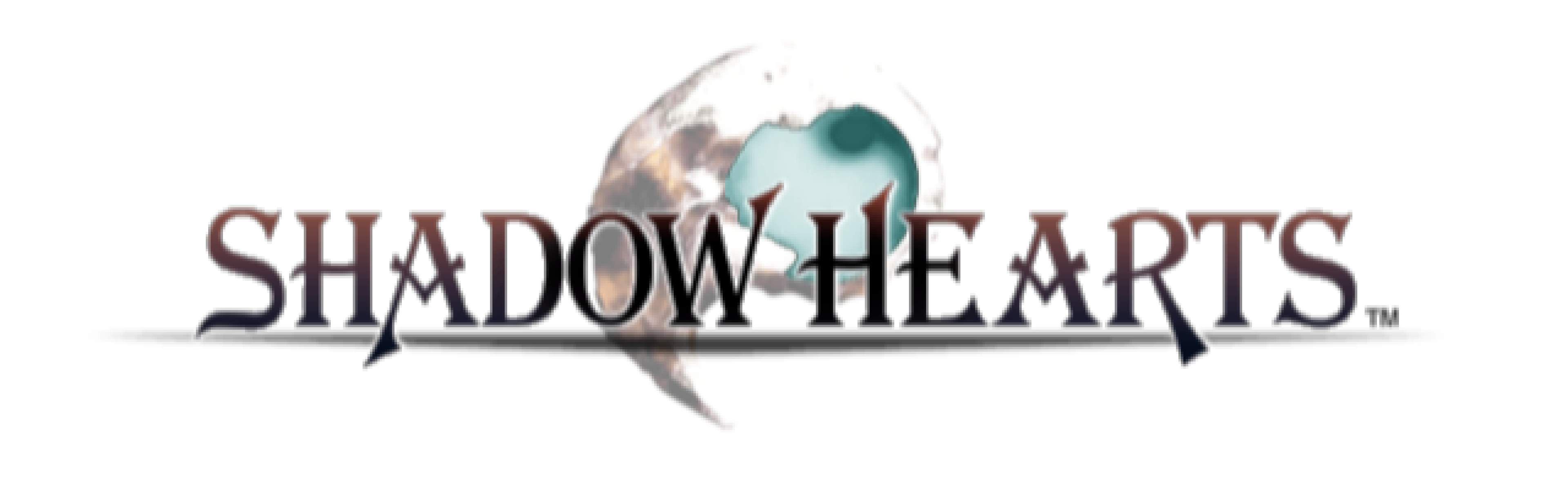 The title screen of Shadow Hearts.