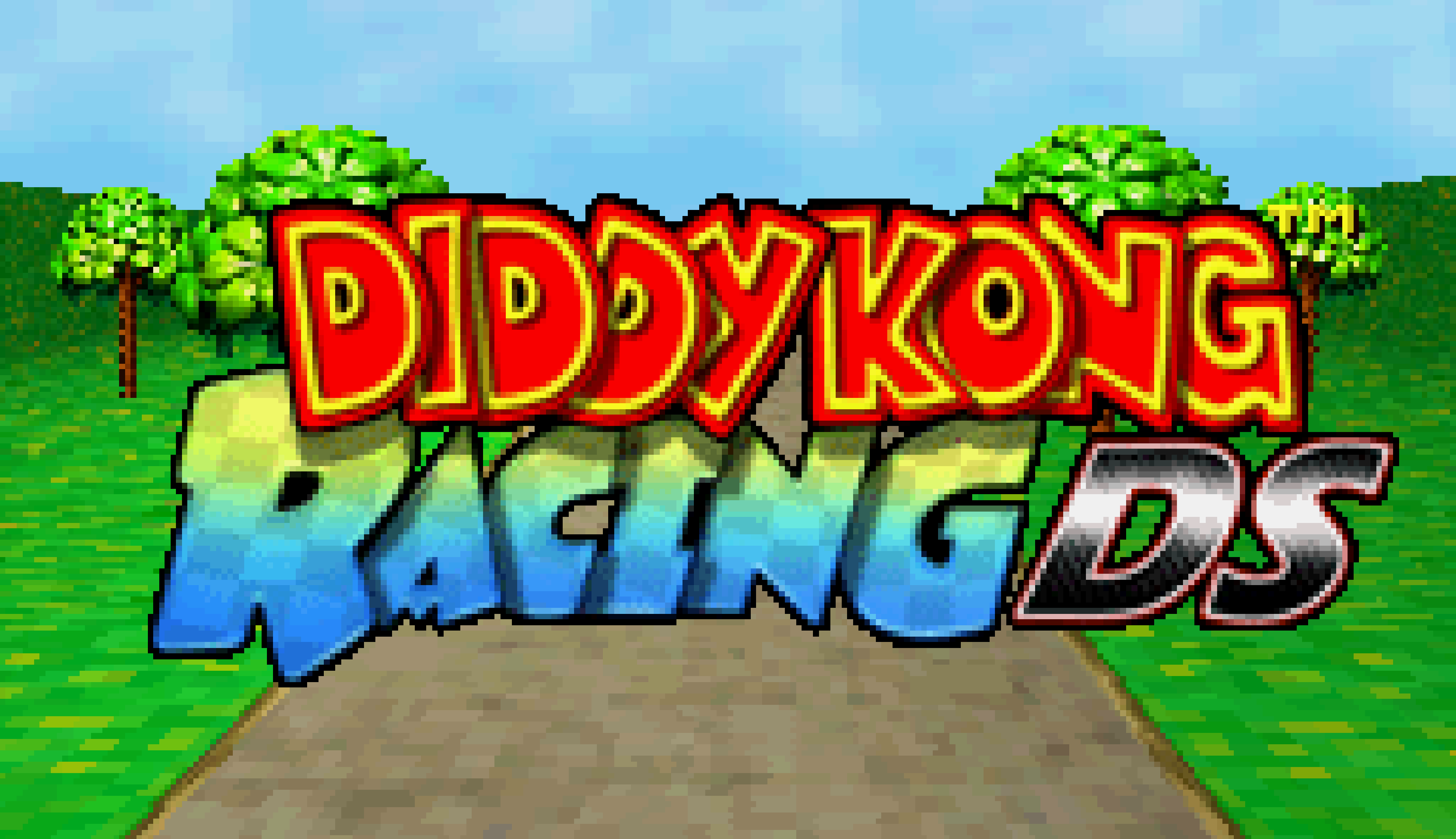 Diddy Kong Racing DS.
