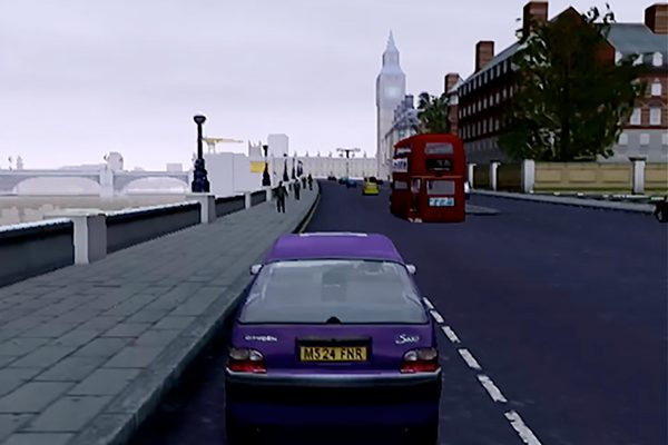The Getaway - Citroen Saxo
