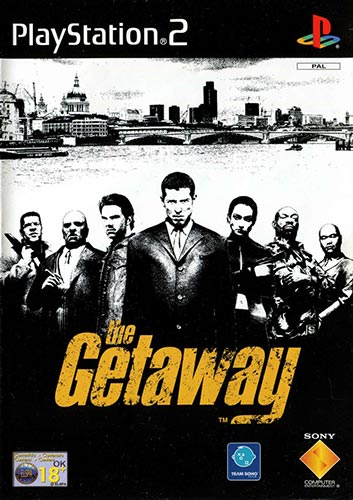 The cover for The Getaway.