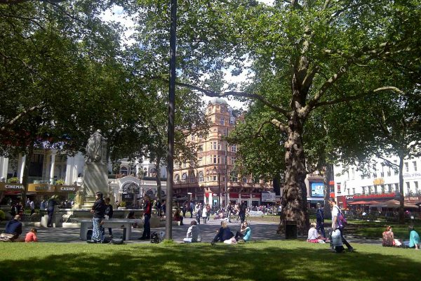 The Getaway - Redeveloped Leicester Square