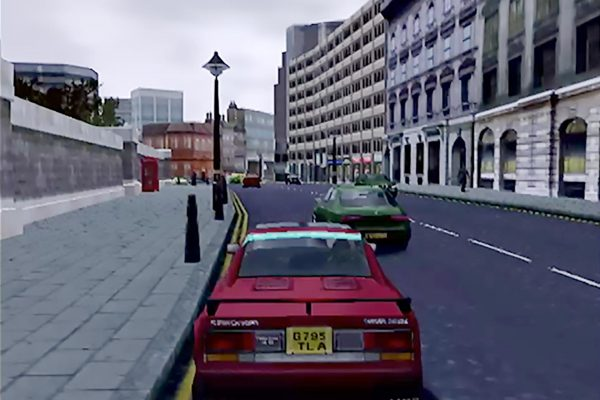 The Getaway - Toyota MR2