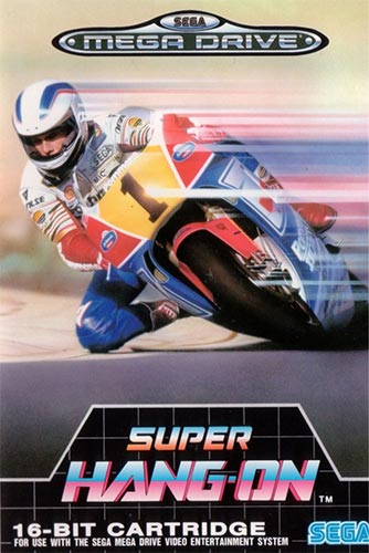 Super Hang-On's cover art.