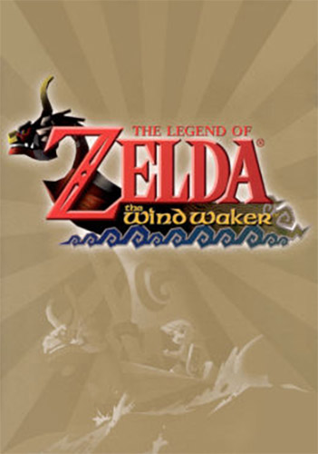 The cover art for The Legend of Zelda: The Wind Waker