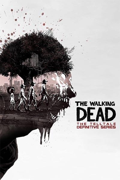 The Walking Dead A Telltale Series - Cover art